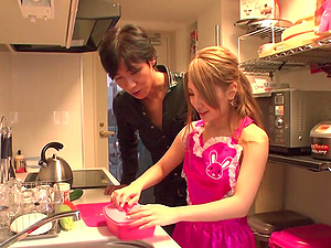 Japanese housewife, Mariru Amamiya is cheating
