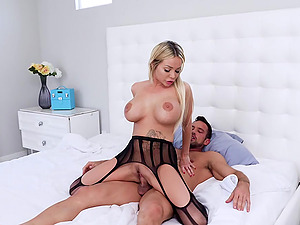 fresh and clean Rachele Richey is ready for hard fuck and strong orgasm