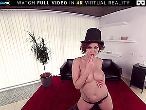 Banging Busty Lilia Spak VR Porn