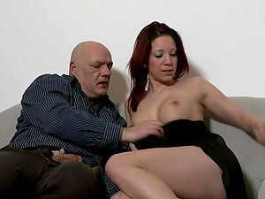after pussy fingering Natalie Hot is ready for the best orgasm ever