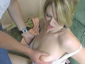 Blowjob before hard sex is necessary for horny couple in love