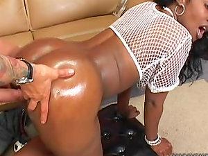 Big Black Oily Booty