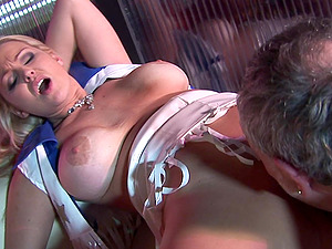 Sexy Cassie Young likes rough group sex more than anything else