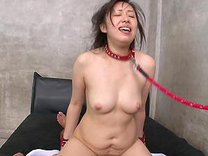 Rina Kiuchi is having hardcore sex all day and