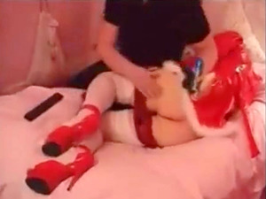 My idea of a nice christmas. Ramming the ass of my sissy David.