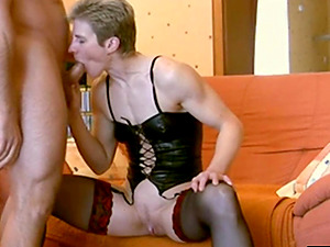 Crazy milf ass to mouth action in real amateur hardcore homemade porn video