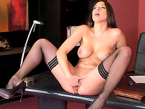 Backstage Of Solo Vid with Hot Porn industry star Zafira