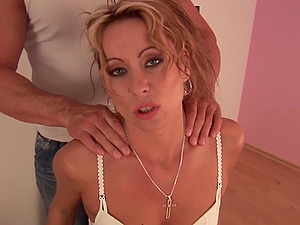 Sexy Hot Mature Having Sex With Hunky Boyfriend