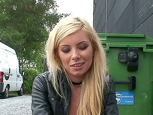 Pornography Starlet Sophie Moone in Belgium