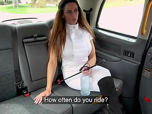 Balls deep blowjob and balls licking end with facial for Jess Scotland