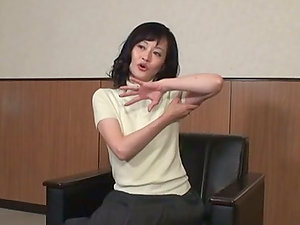 Mature Japanese Deepthroating a Dick in Point of view Oral pleasure Flick