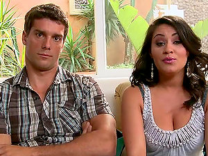 Best Threesome Fuck With Ramon and Raylane!