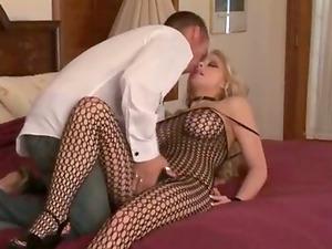 Big Boobed Blonde Candy Manson Luvs a Hard-core Fucking