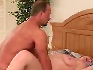 Sultry Claire rails a dick and masturbates