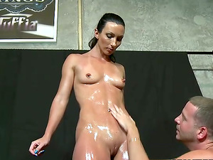 Photoshoot Finishes with Gonzo Fucking for Horny Hot Cougar